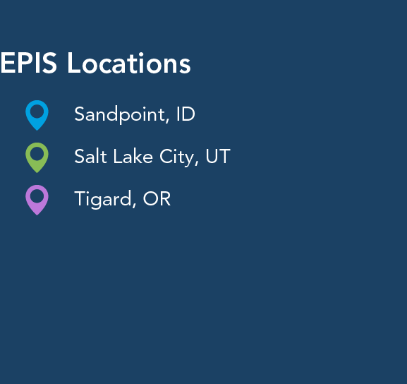 EPIS Locations